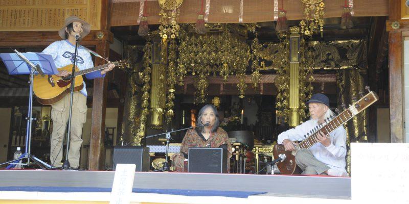 信州上田海禅寺・第7回聖天祭
